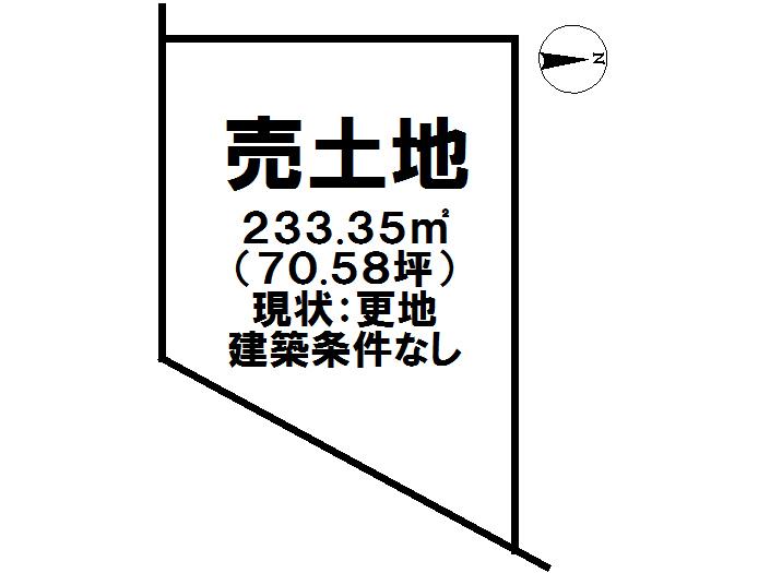 【区画図】 3号地