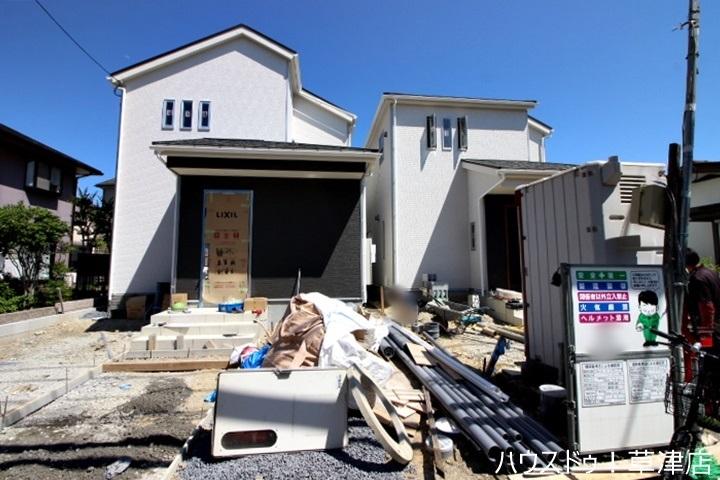 制震構造・フラット35S適合の住宅です。