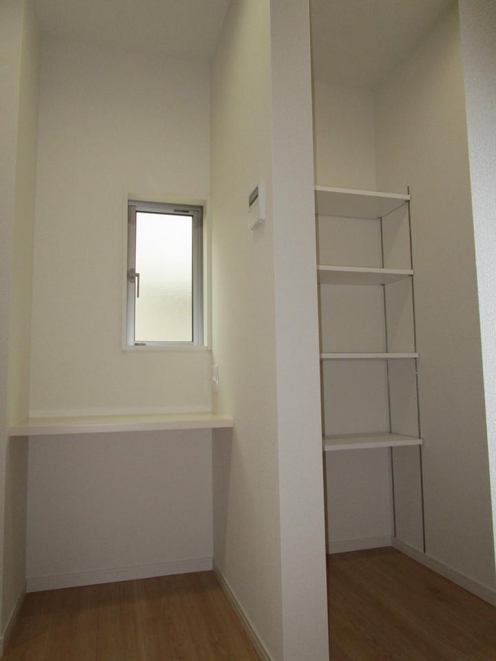 【同社施工例】洋室収納でお部屋が広広々使えます