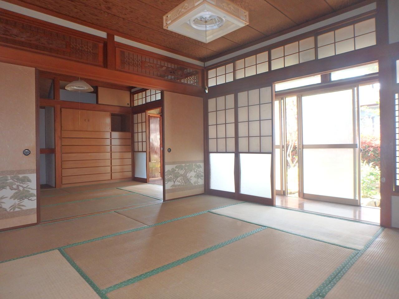 綺麗に使用されている和室です!