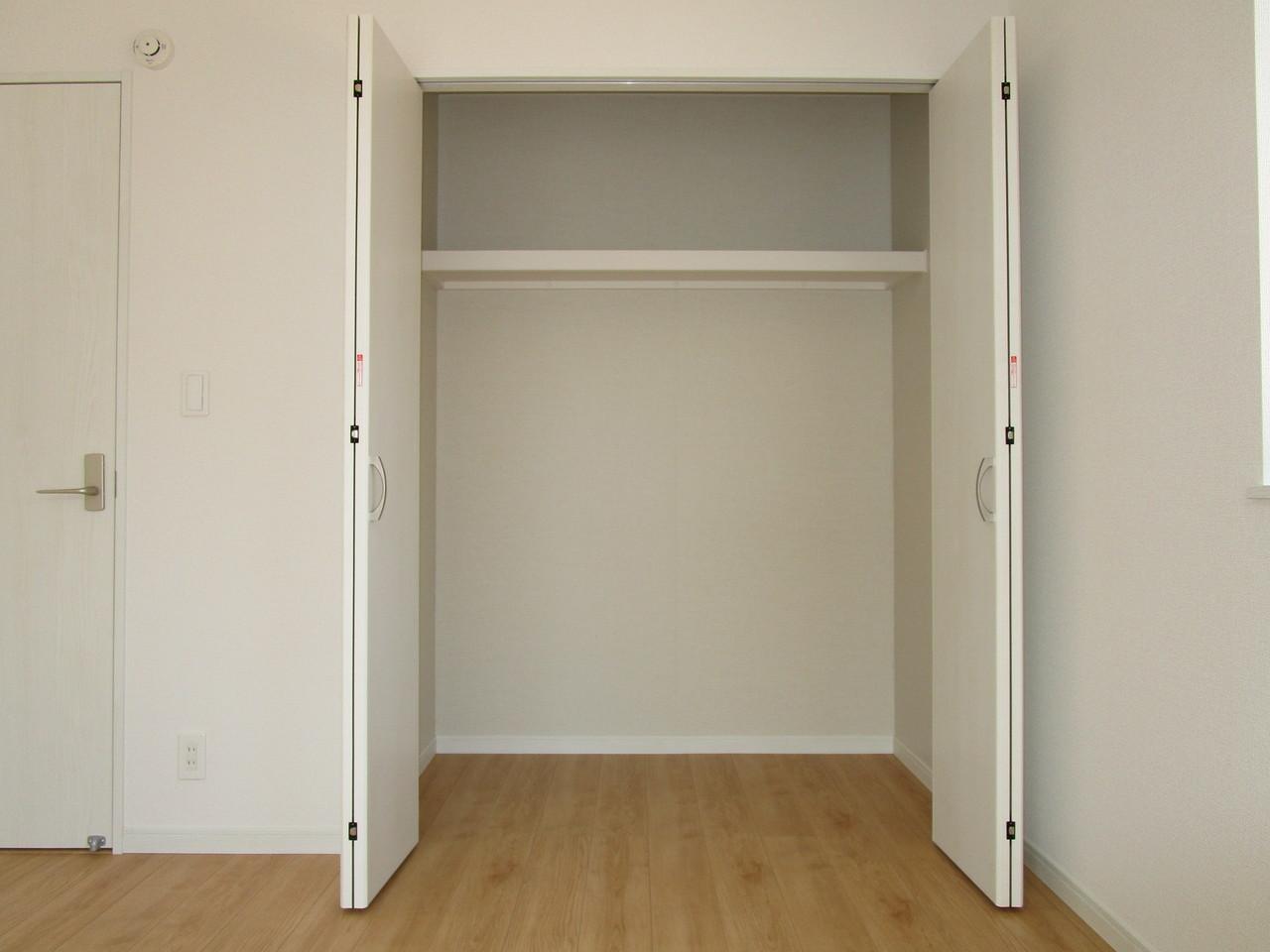 【同社施工例】お部屋もすっきり片付けられます