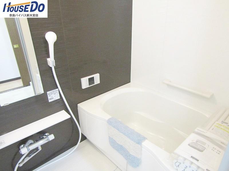 浴室乾燥機もついています!