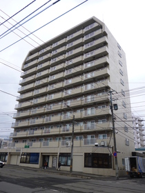 【外観写真】 ダイアパレス中島公園 札幌市中央区南八条西7丁目の中古マンションです。