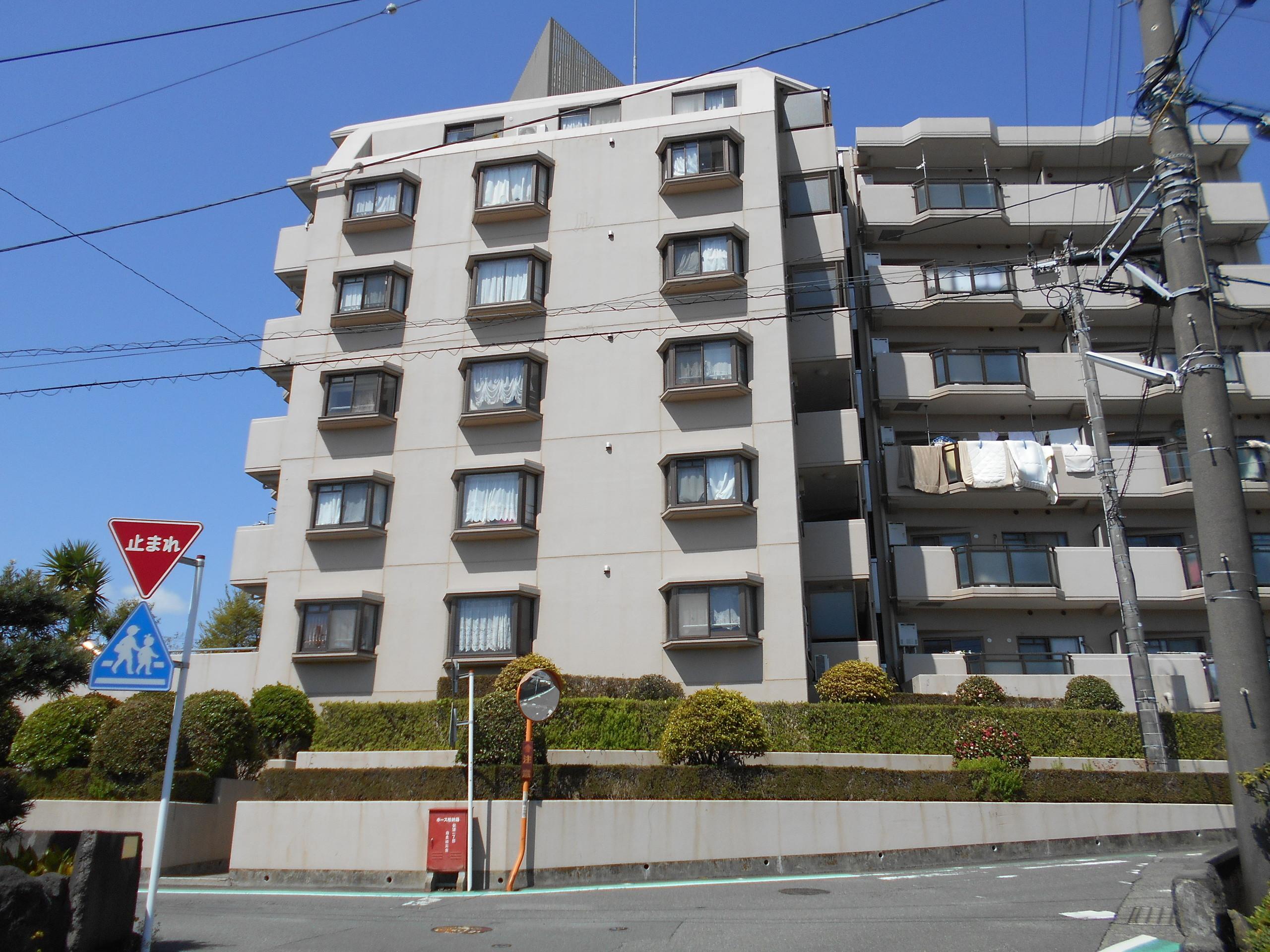 【外観写真】 富士市伝法の、 売中古マンションです。