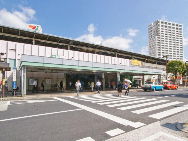 【駅】JR総武線「小岩」南口