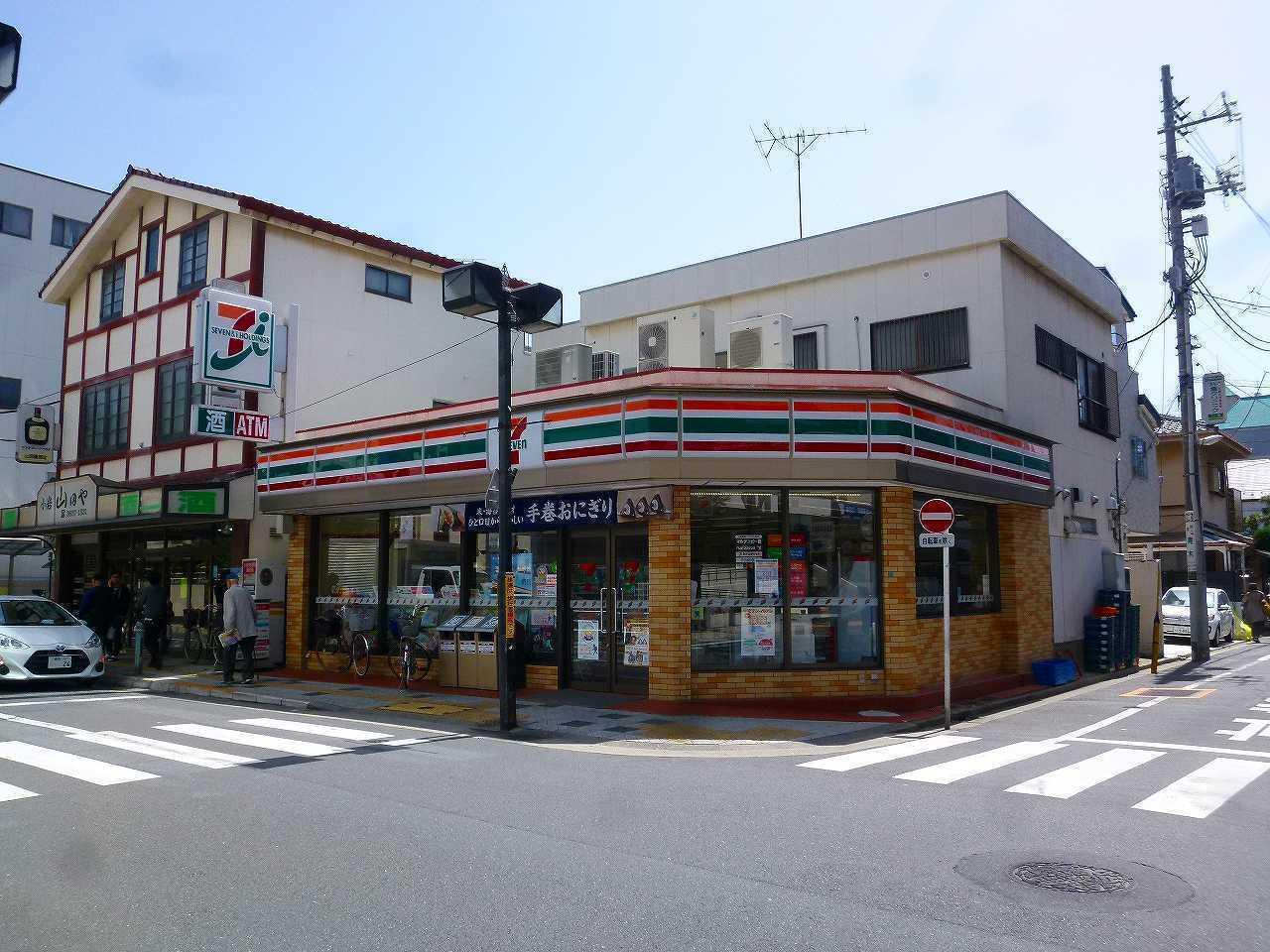【コンビニ】東小岩5丁目のセブンイレブン