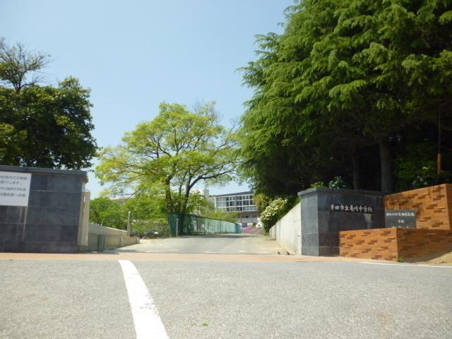 【中学校】亀崎中学校