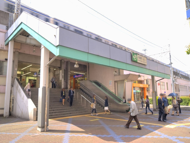 【駅】JR総武線「小岩」北口