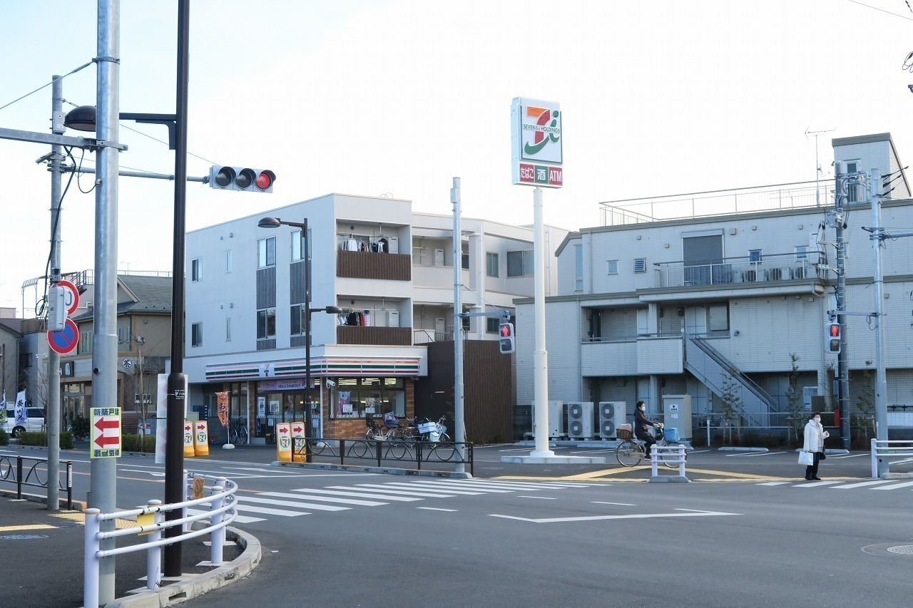 【コンビニ】細田5丁目のセブンイレブン