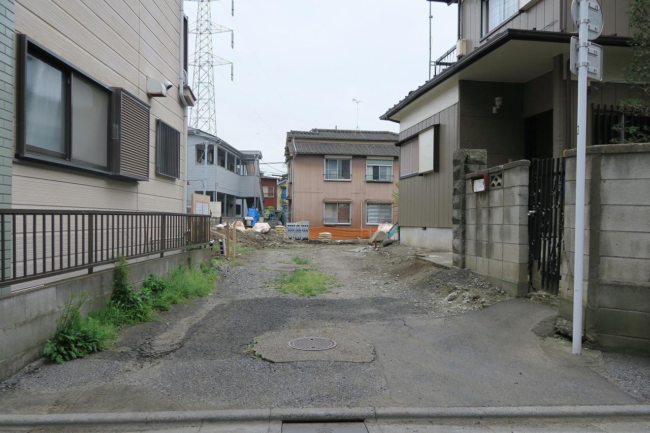 葛飾区細田5丁目の売土地物件です。