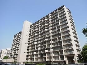 【外観写真】 総戸数203戸の大規模マンションです  堂々の佇まいですね  夢のマイホームにいかがでしょうか