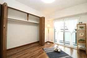収納もあるので 収納家具でお部屋が 狭くなる心配もございません