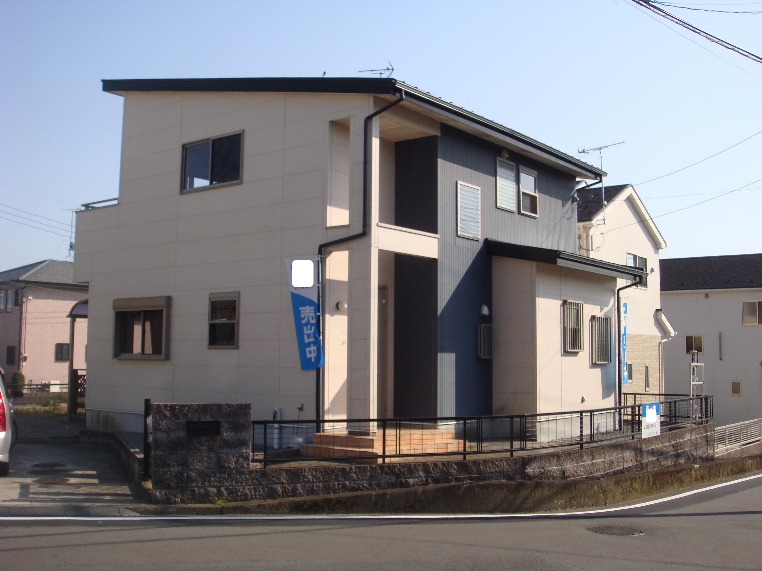 【外観写真】 富士宮市万野原新田の、 中古戸建物件です。