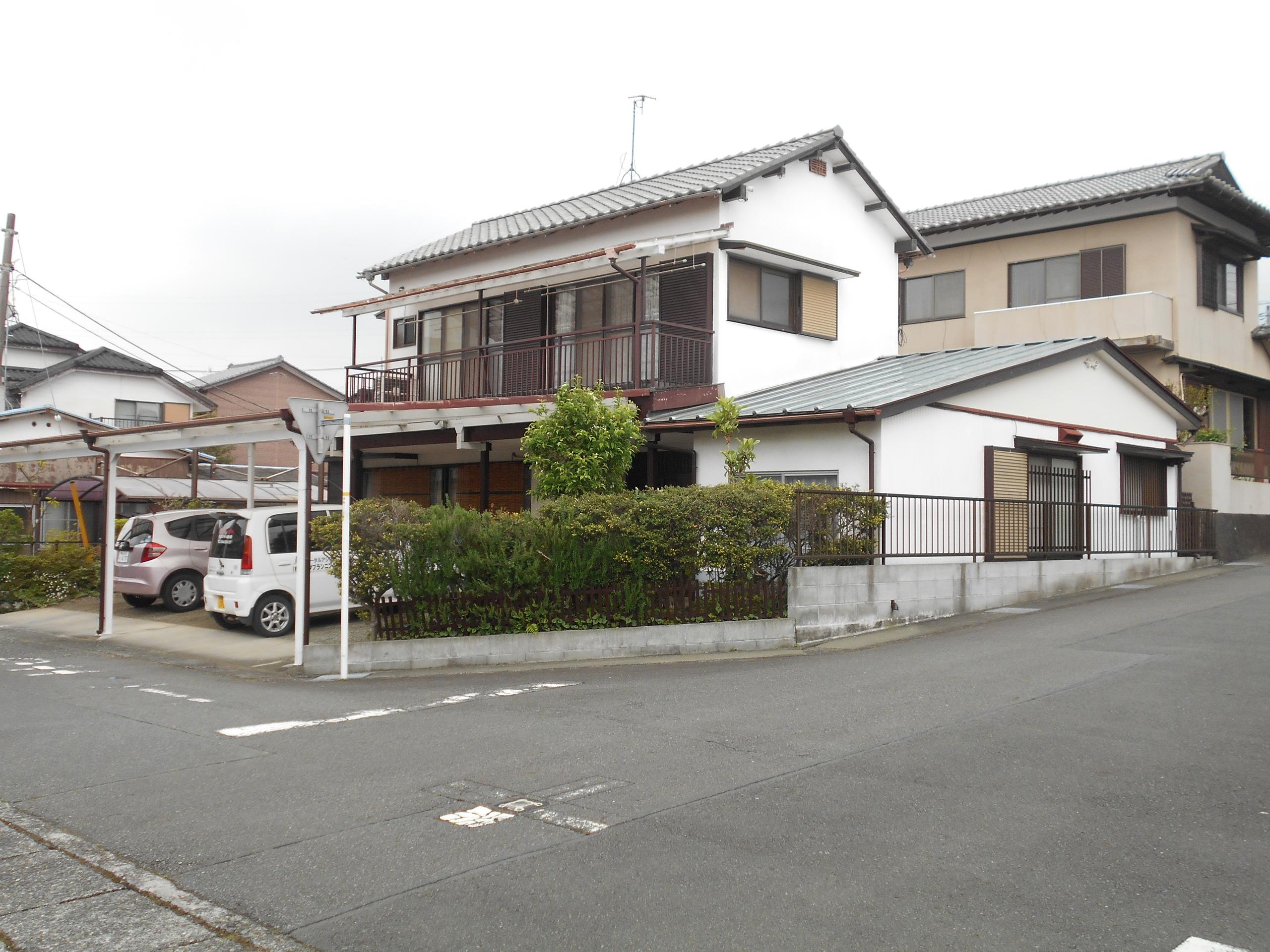 【外観写真】 富士宮市万野原新田の中古戸建物件です。