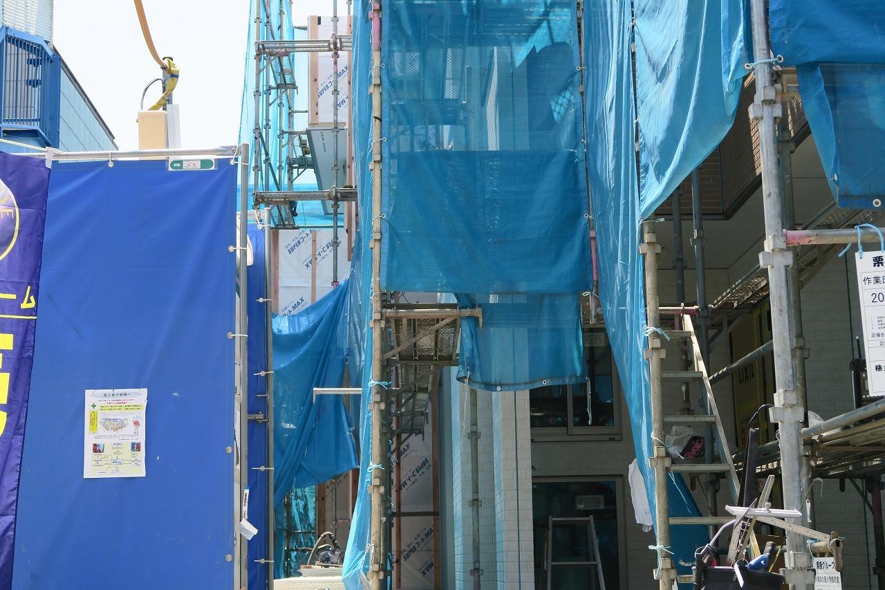江戸川区北小岩6丁目の新築戸建物件です。