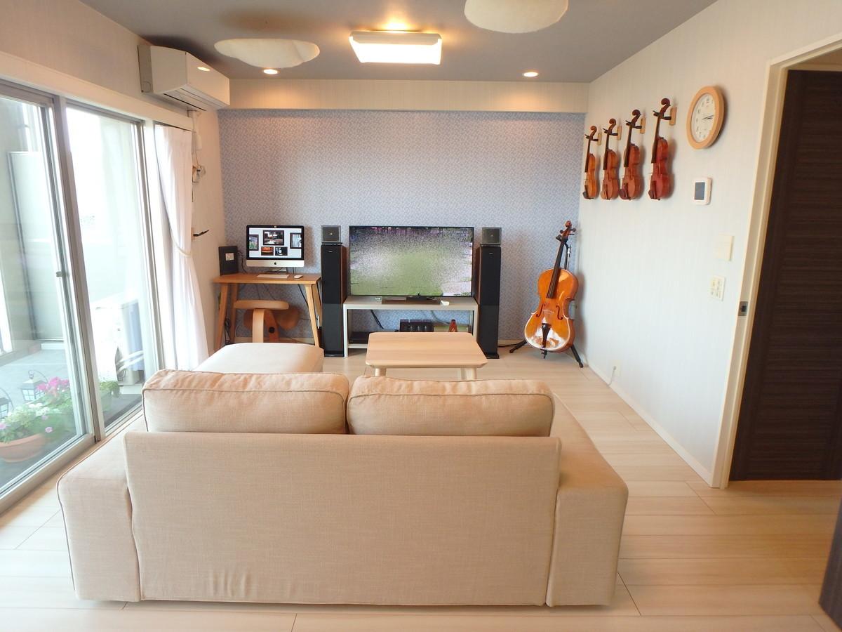 丁寧に使用されており、室内状態良好です。モデルルームのようなお部屋です!