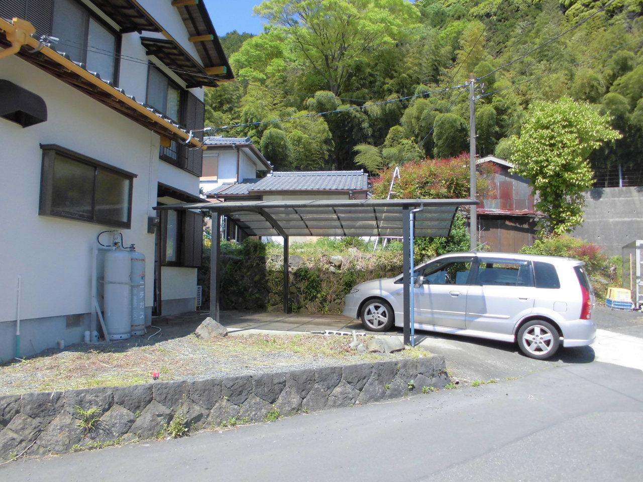 富士宮市星山の、 中古戸建物件です。