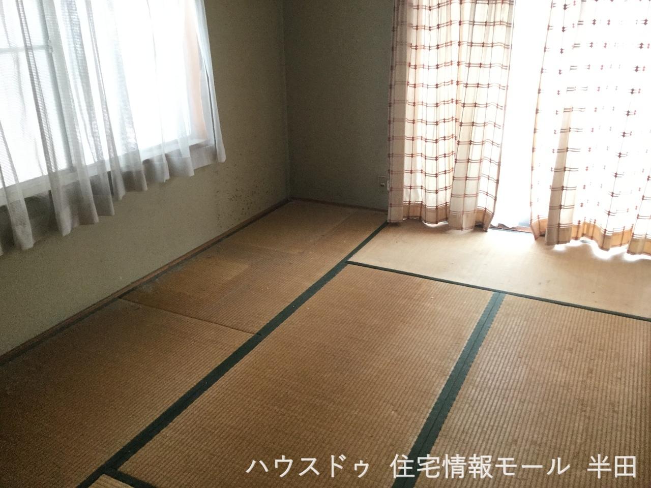 2階 6帖洋室 すぐ横になれる和室は、みんながほっと一息つける空間