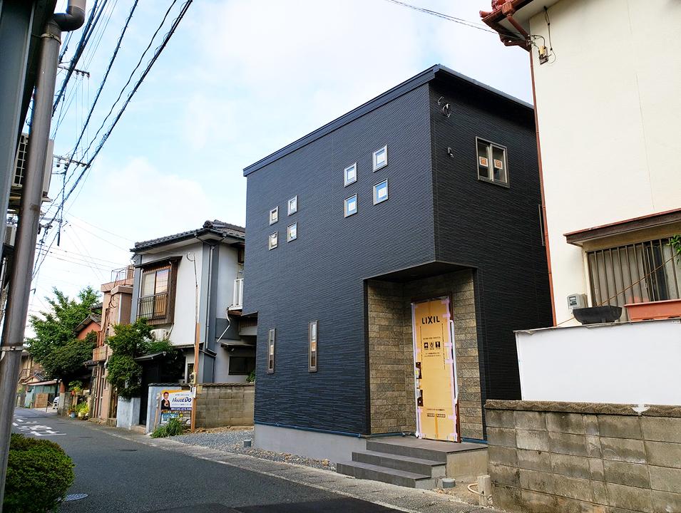 小倉北区大畠 オール電化新築戸建て♪ 現地撮影:H30.5.21 PM13:00