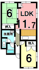 栄町コーポ/苫小牧市 画像3