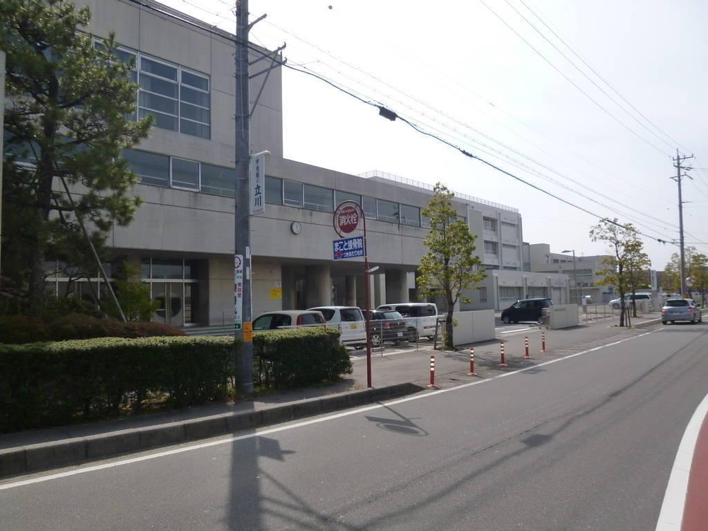 【中学校】穂積中学校