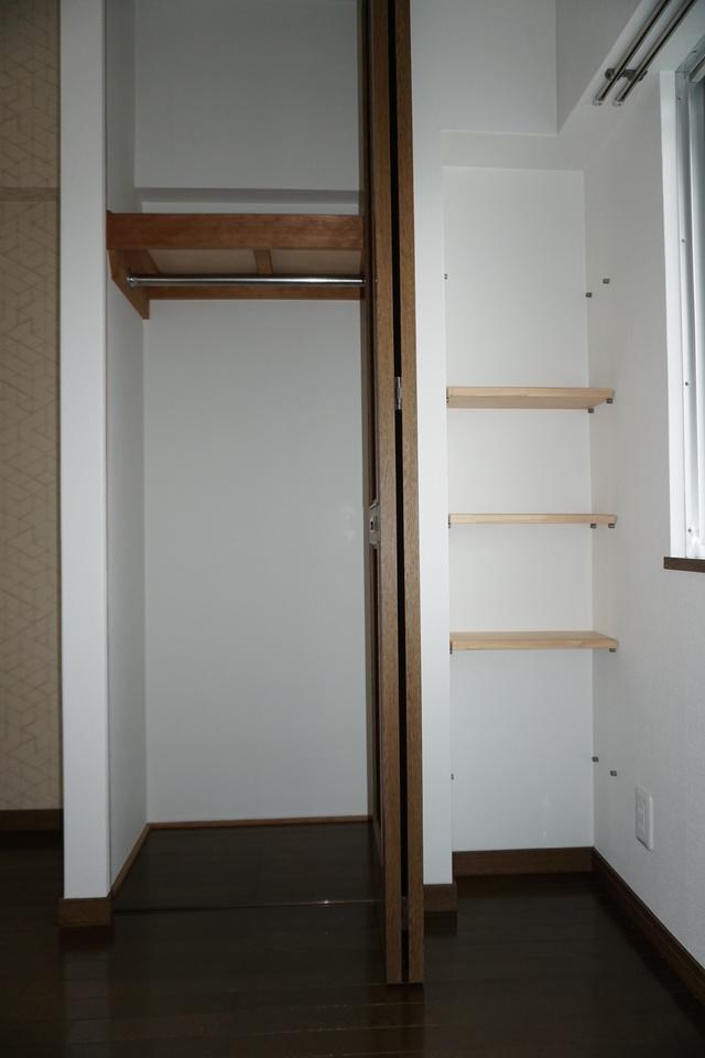 新たに家具を配置しなくて済むので、お部屋を広く使用できます。