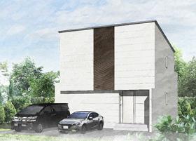 栗東市綣6丁目の新築一戸建ての画像