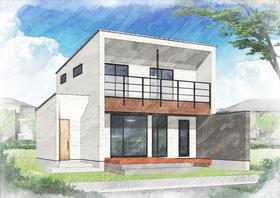 守山市石田町の新築一戸建ての画像