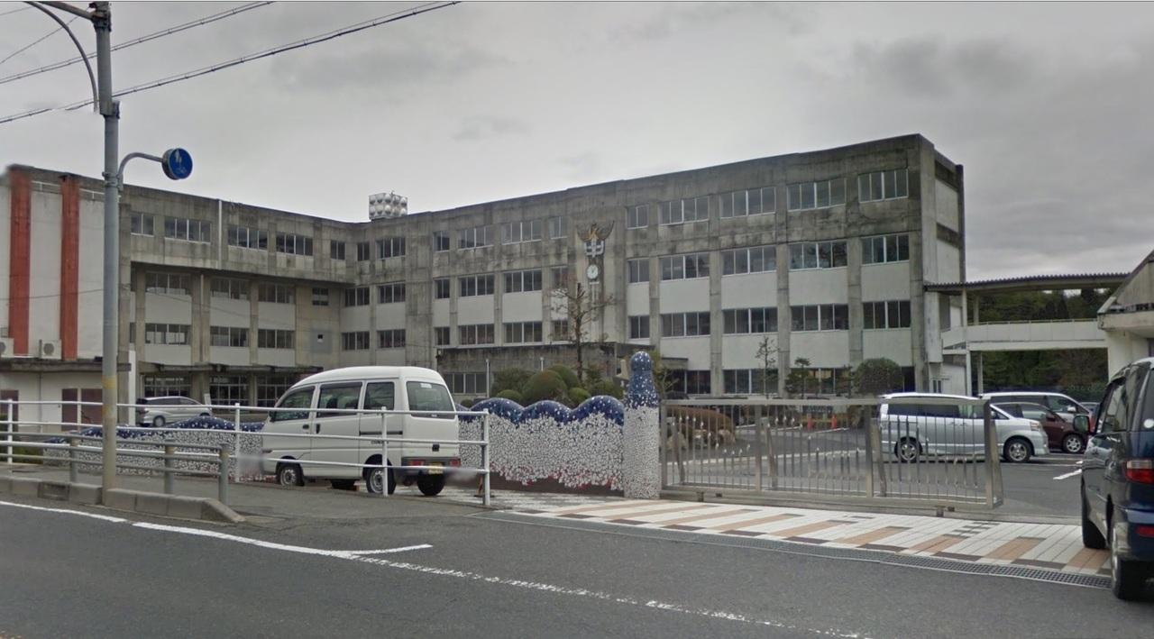 【中学校】笠原中学校