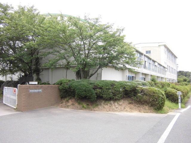 【中学校】常滑市立青海中学校