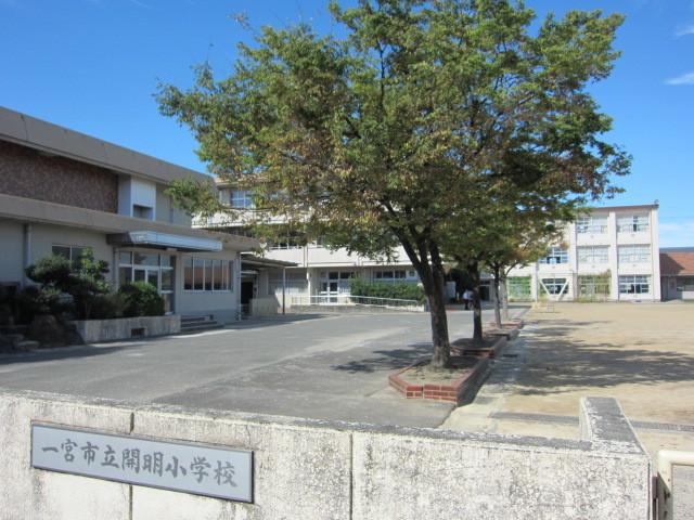 【小学校】開明小学校
