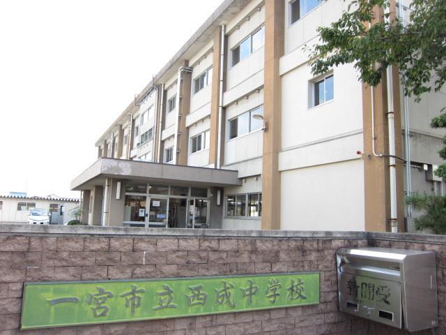 【中学校】西成中学校