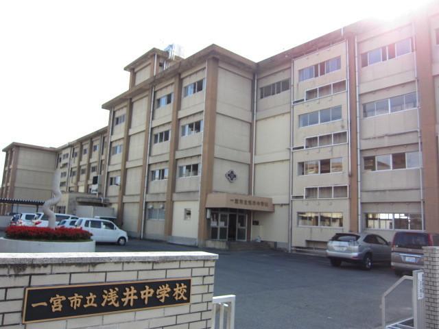 【中学校】浅井中学校