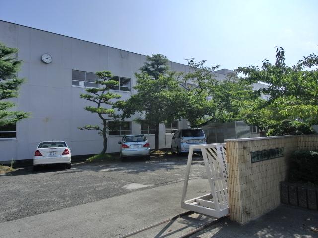 【中学校】萩原中学校