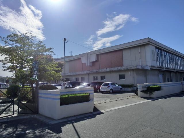 【中学校】尾西第二中学校