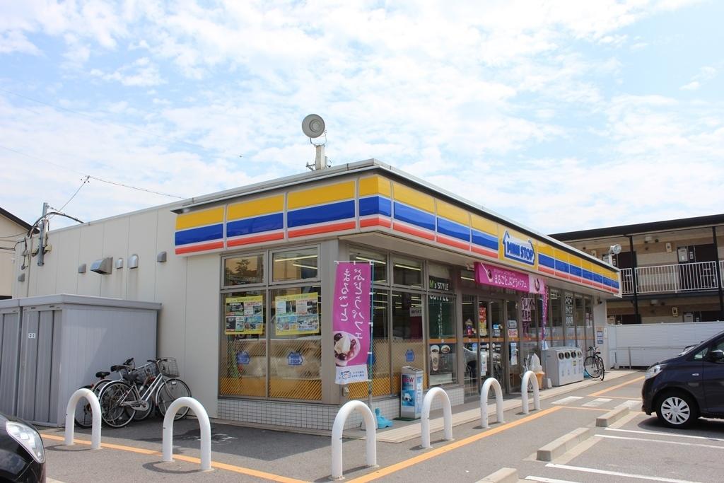 【コンビニ】ミニストップ常滑北条店