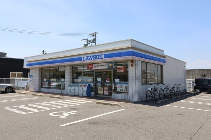 【コンビニ】ローソン常滑錦町