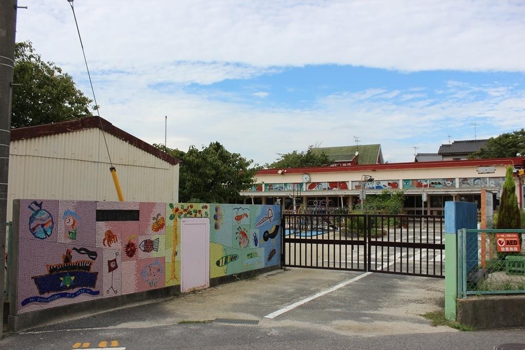 【幼稚園・保育園】常滑市立常滑幼稚園