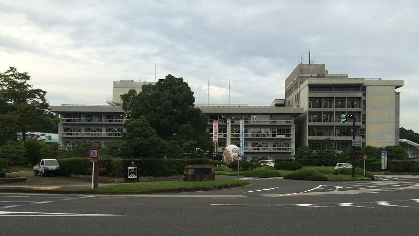 【役所】舞鶴市役所