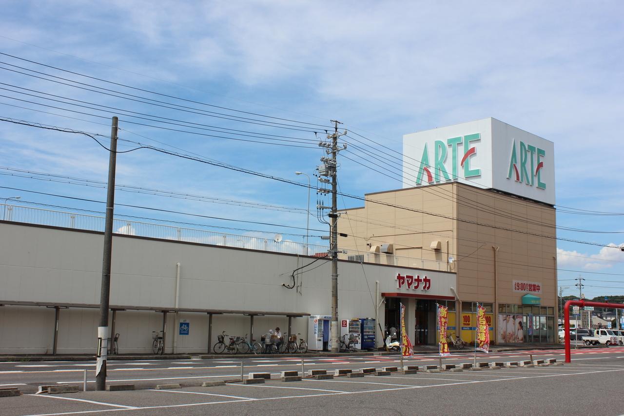 【スーパー】ヤマナカアルテ新舞子店