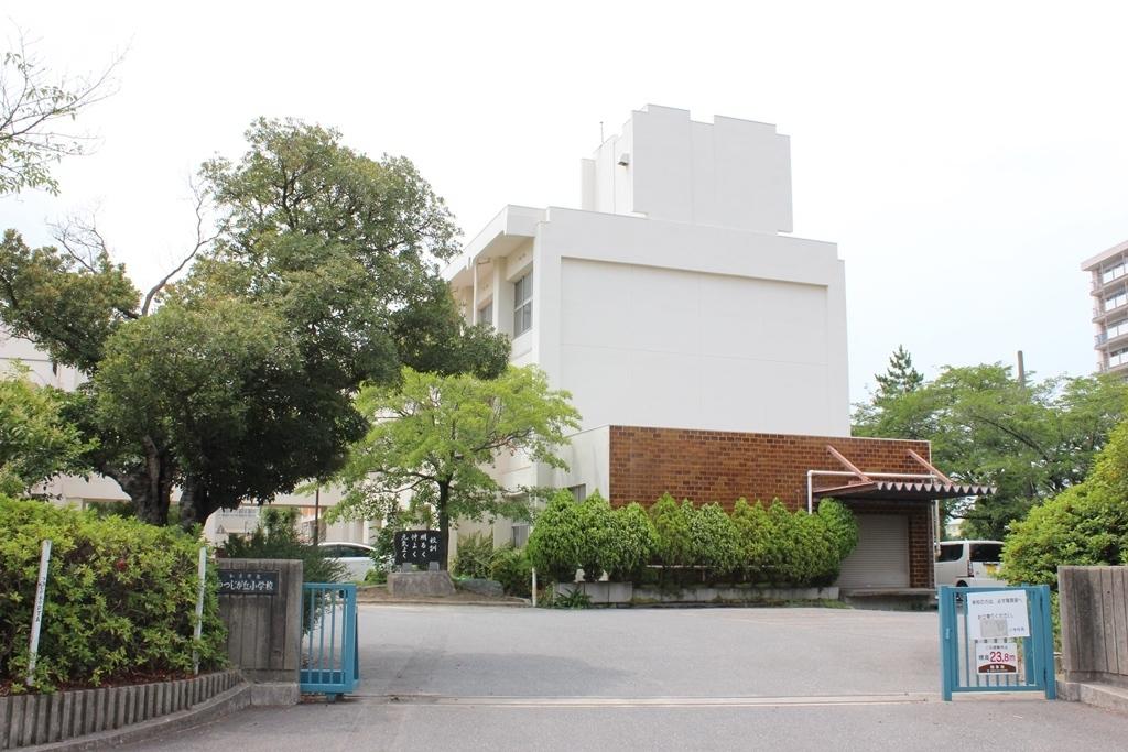 【小学校】知多市立つつじが丘小学校