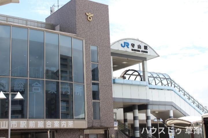 【駅】JR守山駅