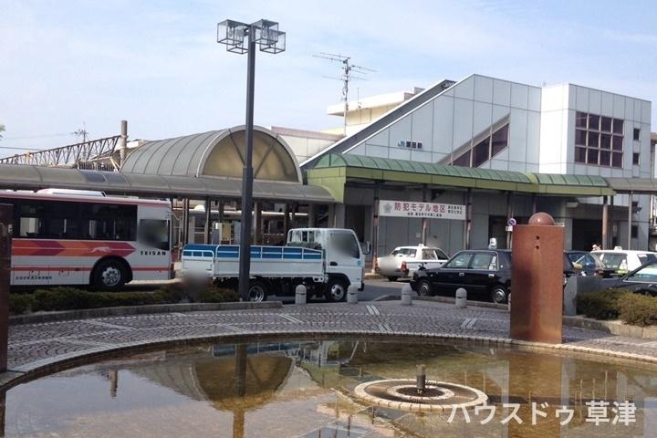 【駅】JR瀬田駅