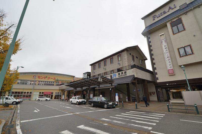 【駅】長浜駅 東口