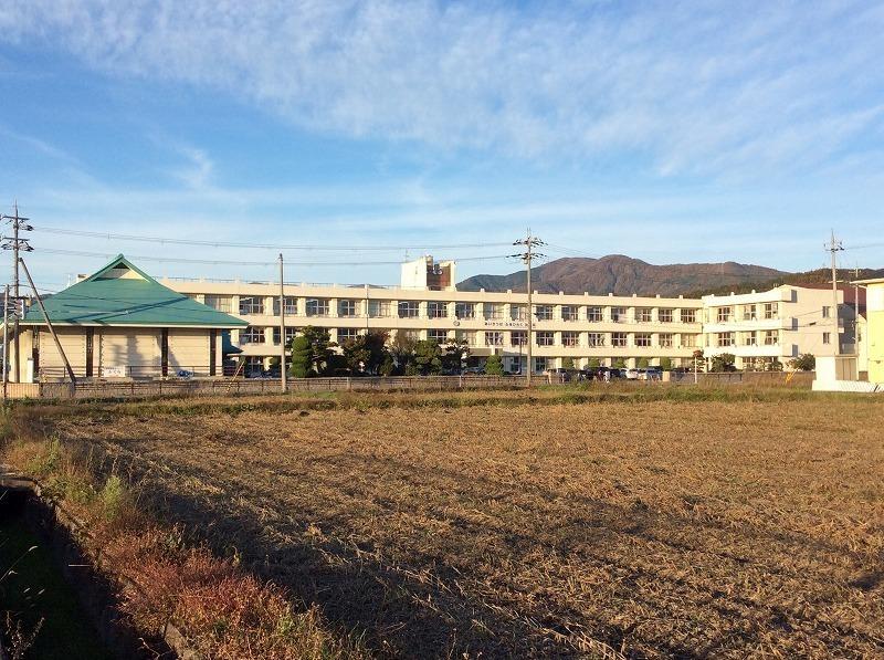 【中学校】長浜市立浅井中学校 自転車通学