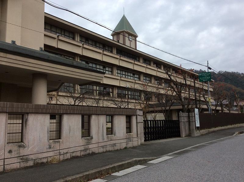 【中学校】長浜市立木之本中学校