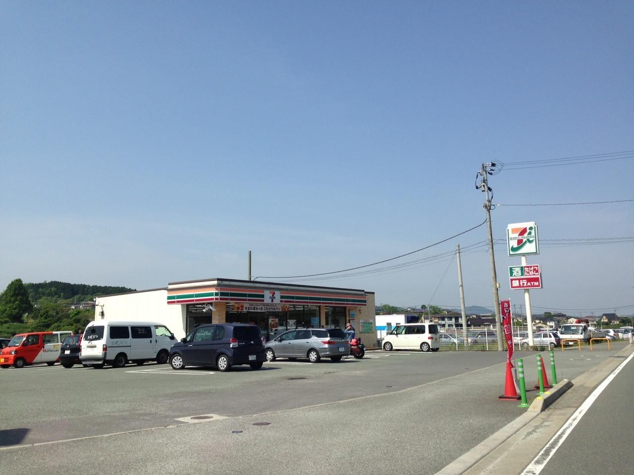 【コンビニ】セブンイレブン宗像吉武店