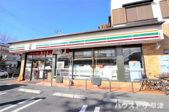 【コンビニ】セブンイレブン守山市民病院前店