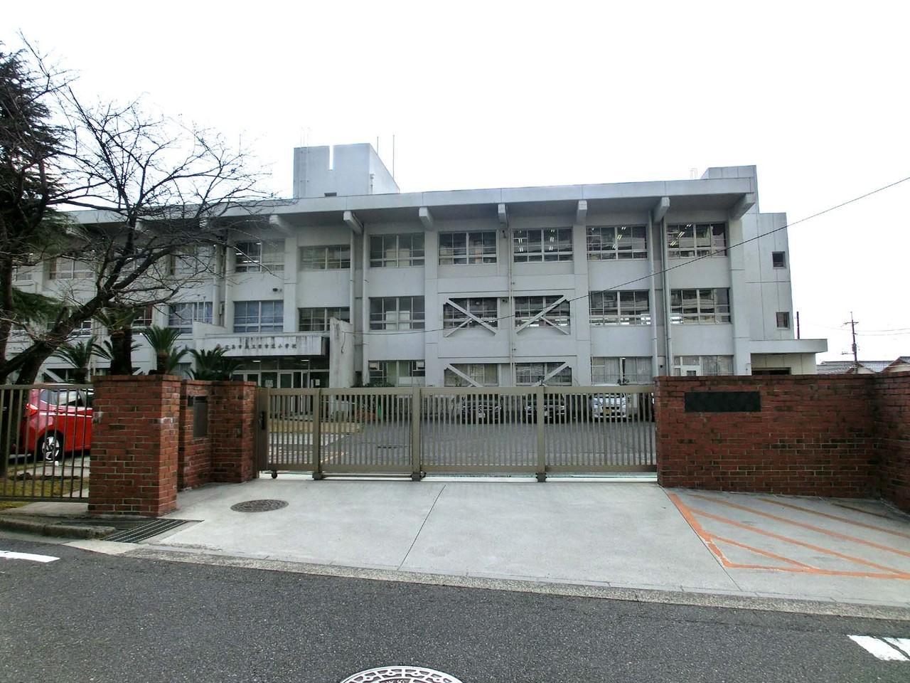 【小学校】広島市立五日市東小学校です。