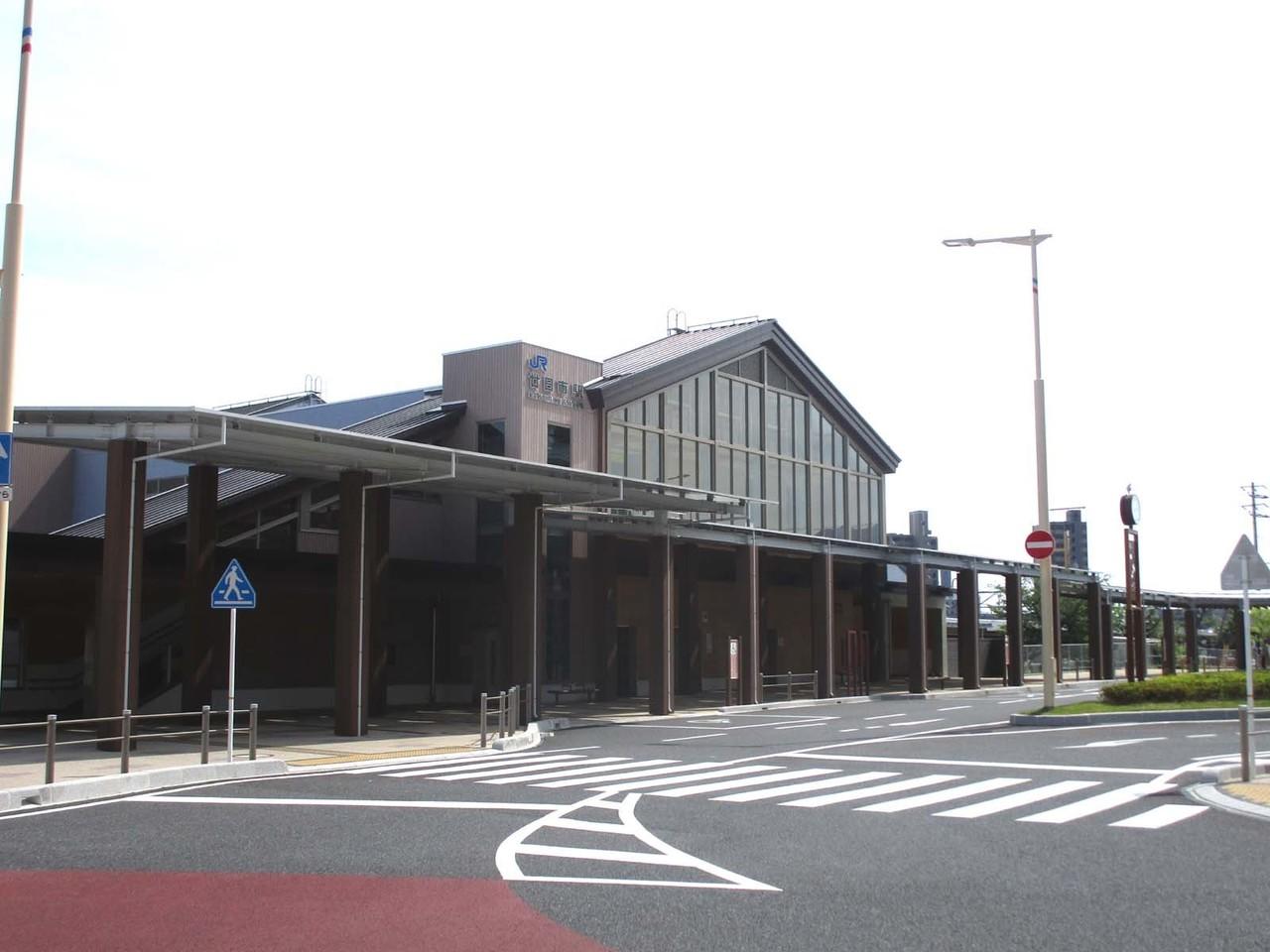 【駅】JR廿日市駅です